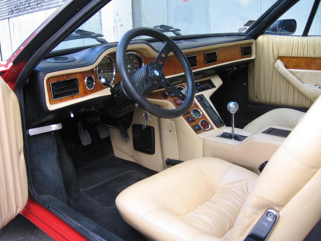De Tomaso Pantera Gt5s For Sale At Autodrome Pairis