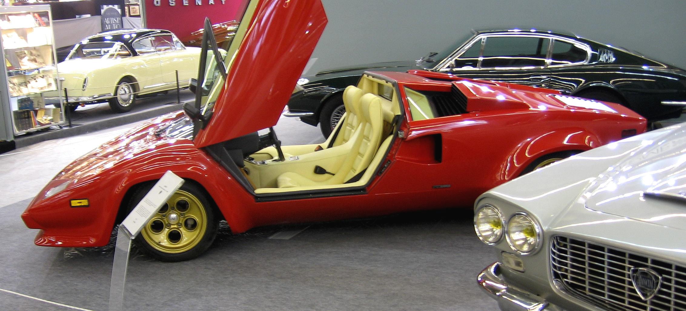 Ferrari Pagani Maserati