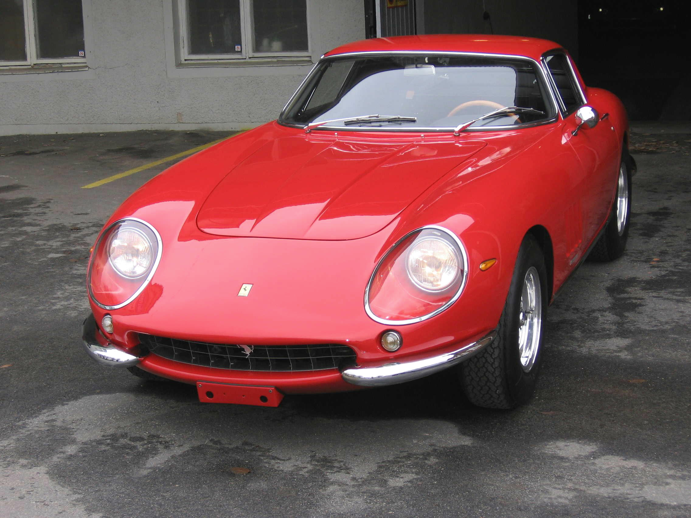 The 275 GTB/4 is one of the