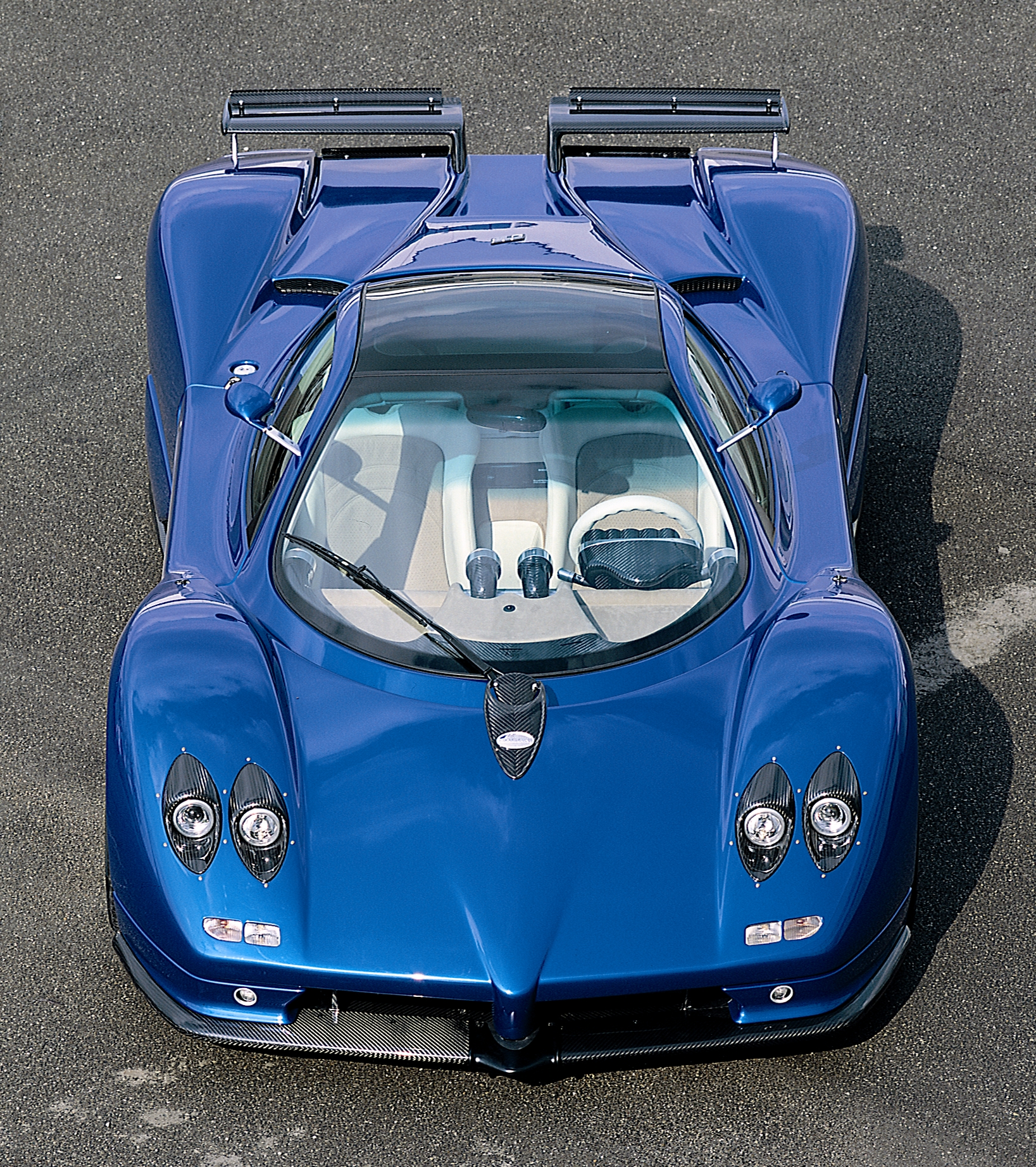 Pagani Zonda C12s Roadster: Autodrome Cannes, Importateur Exclusif