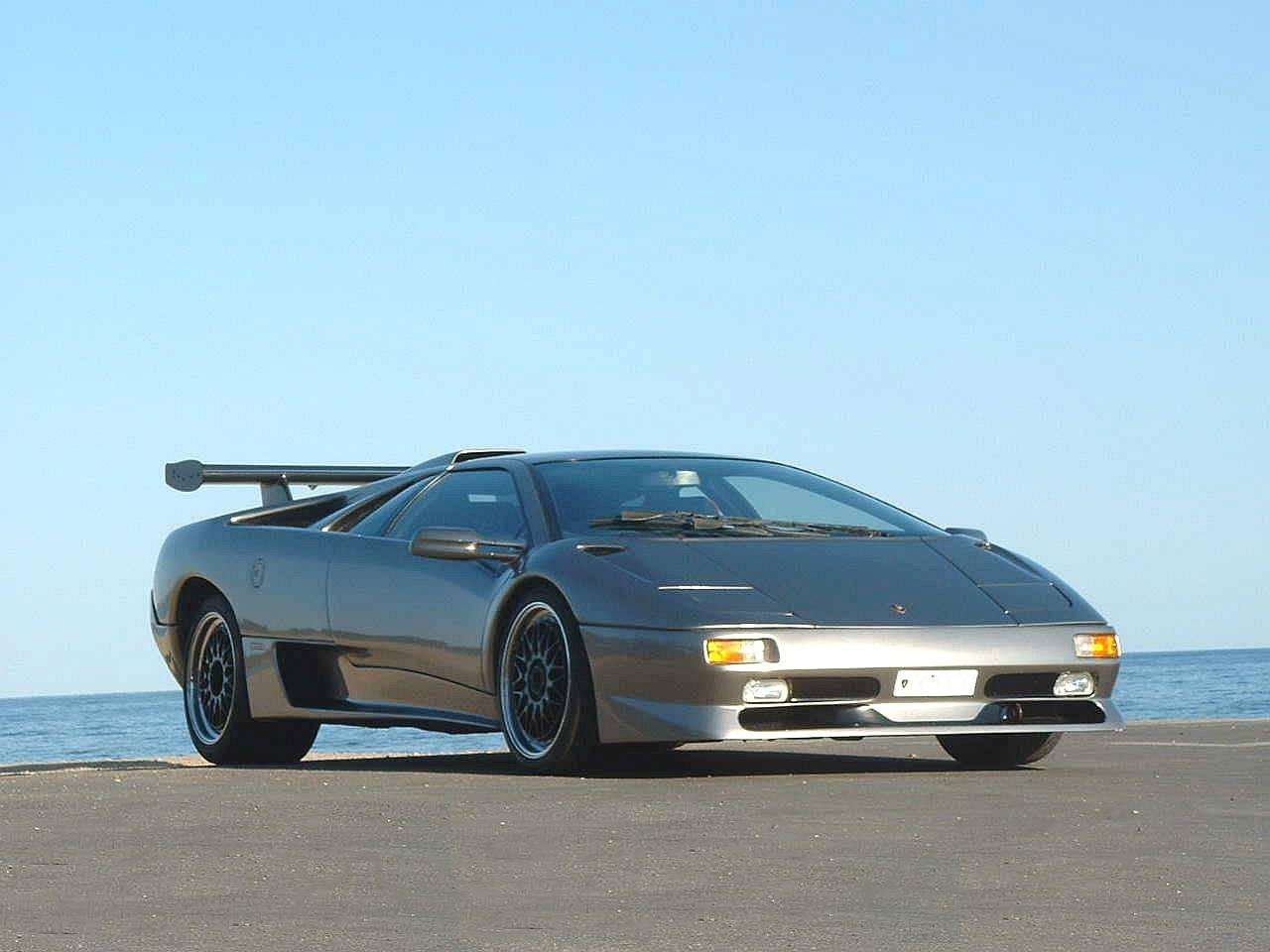 Lamborghini Diablo SVR chez