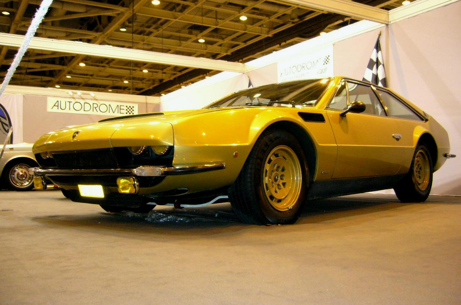 LAMBORGHINI Jarama S 400 GT - 1974