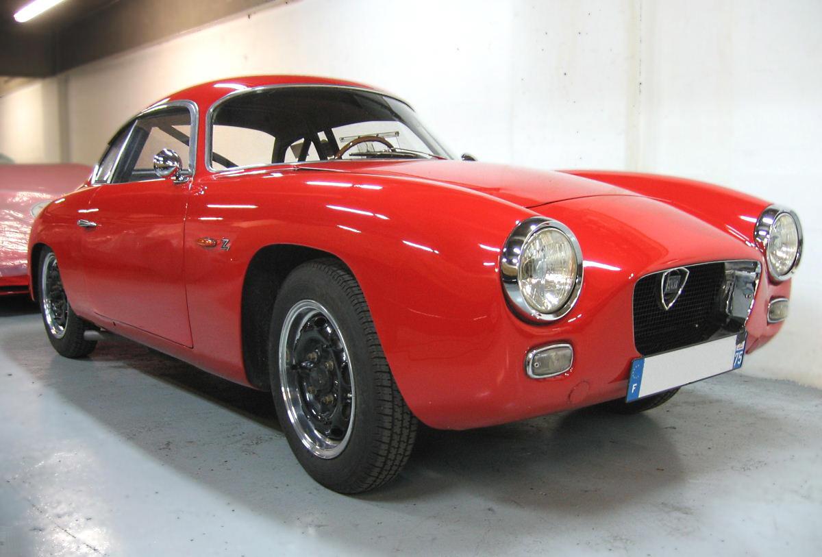 Lancia Appia GT Zagato sport