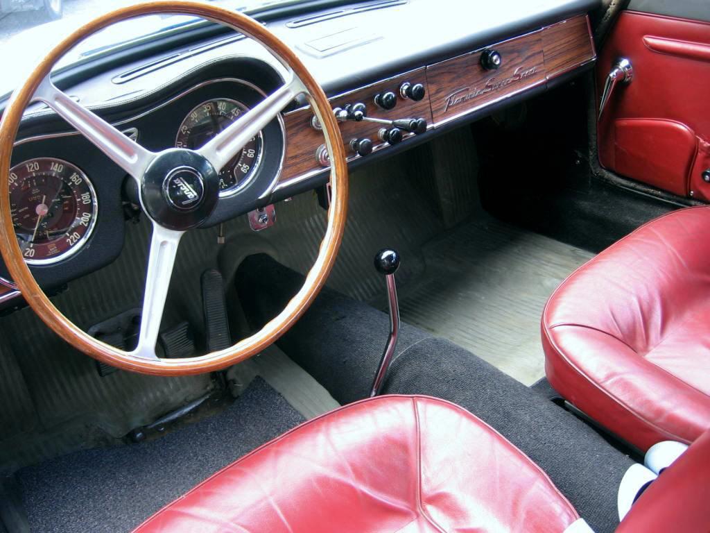 Lancia Flaminia touring 2l8 gt - AUTO-CAR-US