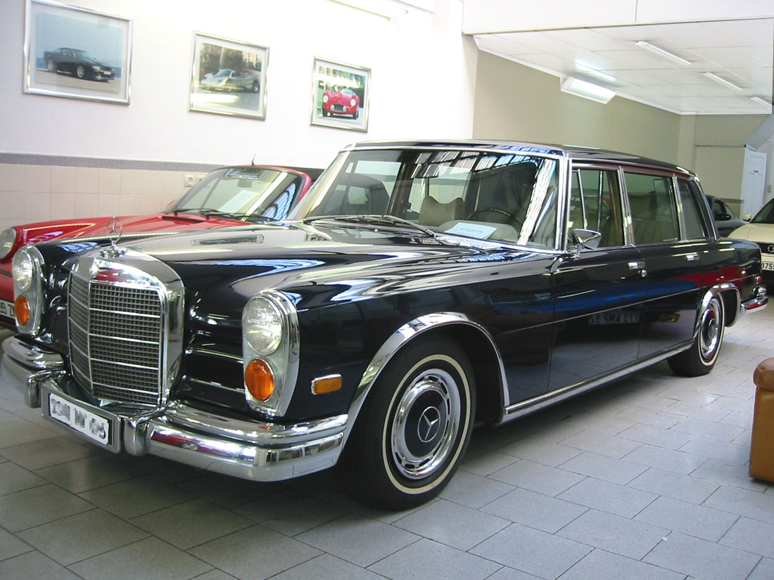 Re: Mercedes 450 SEL 6.9