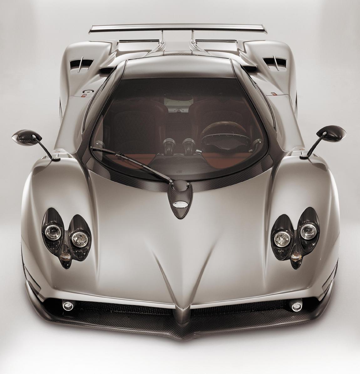 Pagani Zonda C12s Roadster: Chez Autodrome Cannes, Pagani Zonda Importer